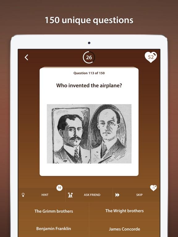 World History Trivia Quiz screenshot
