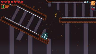 Screenshot from Dandara