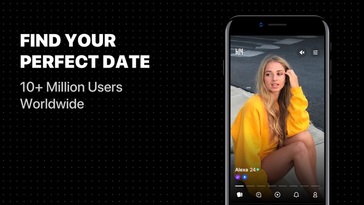 Hily – Dating App for Singles screenshot-0