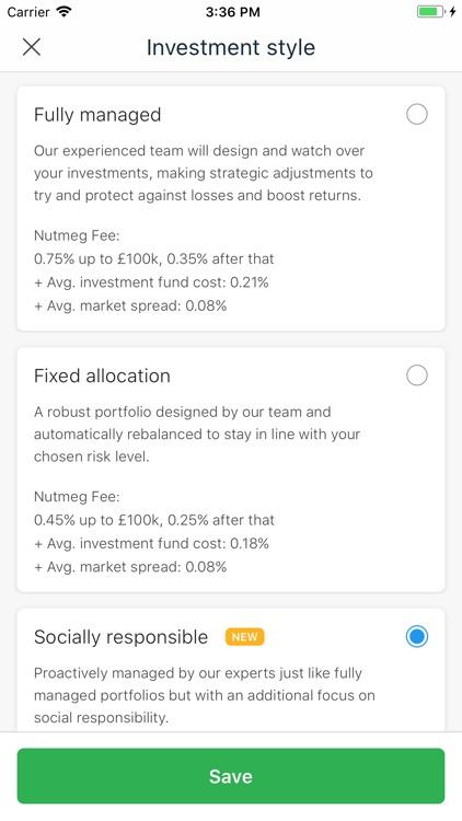 Nutmeg Saving & Investment screenshot-5