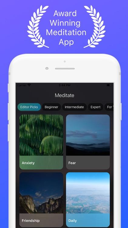 Bluezen: Meditation and Sleep screenshot-0