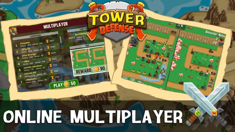 Warfare Tower Defence Pro! screenshot-3