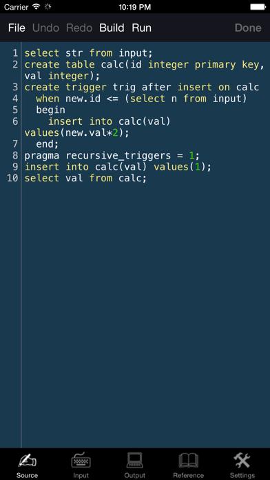 SQL Programming Languageのおすすめ画像1