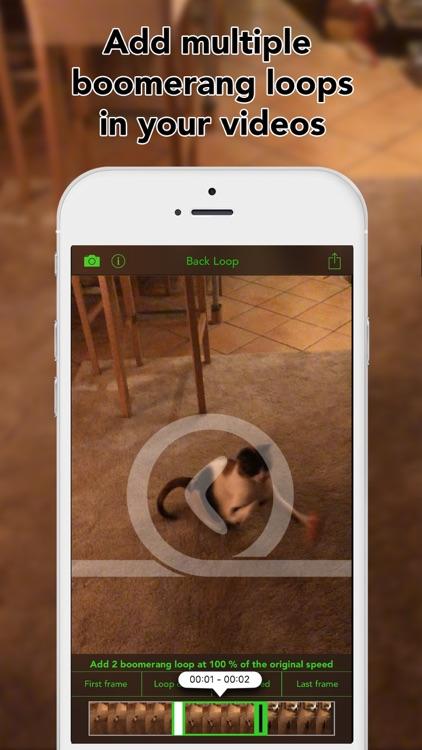 Back Loop screenshot-0