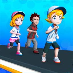 Fun Run Race 3D