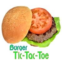 Burger Tic-Tac-Toe (2-Player)