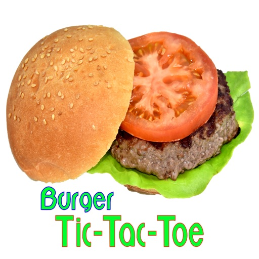 Burger Tic-Tac-Toe (2-Player)