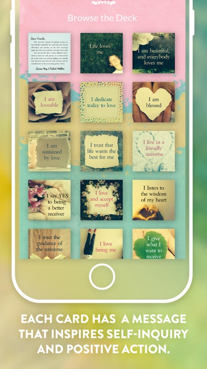 Life Loves You Cards screenshot-4