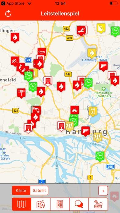 Herunterladen Leitstellenspiel - Feuerwehr für Android