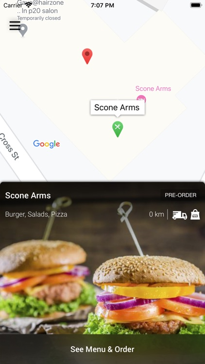 Scone Arms
