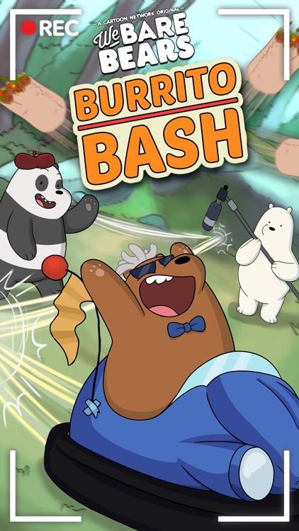 Burrito Bash!  - We Bare Bears