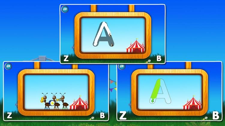 ABC Circus-Baby Learning Games screenshot-3
