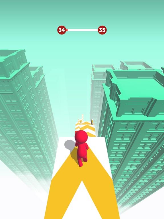 Sky Runner 3D screenshot 4