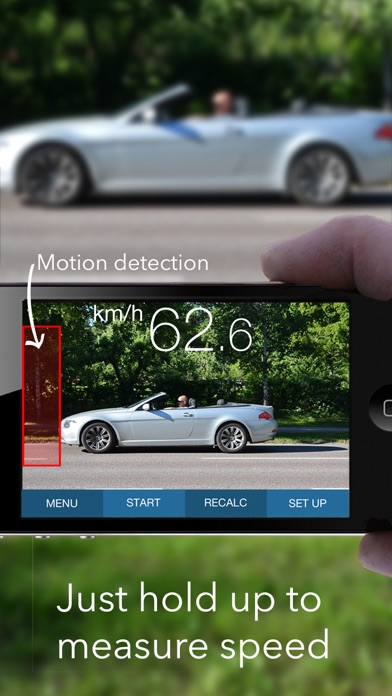 SpeedClock - Video Radar by Sten Kaiser (iOS, United States