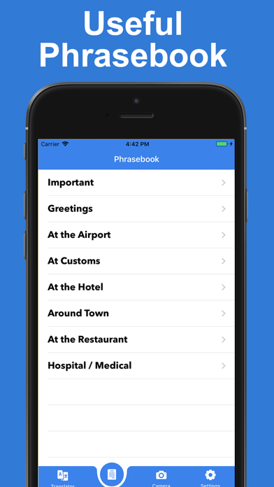 Voice & Photo Translator App screenshot #5