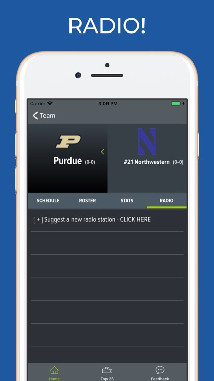 Purdue Football Schedules