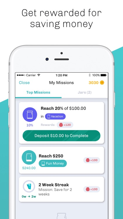 Long Game Savings screenshot-3