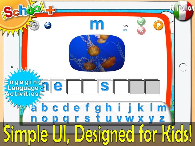 iSchool+ PRO for Italian screenshot-3