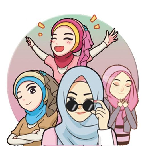 Hijab Muslimah Ramadhan Moji