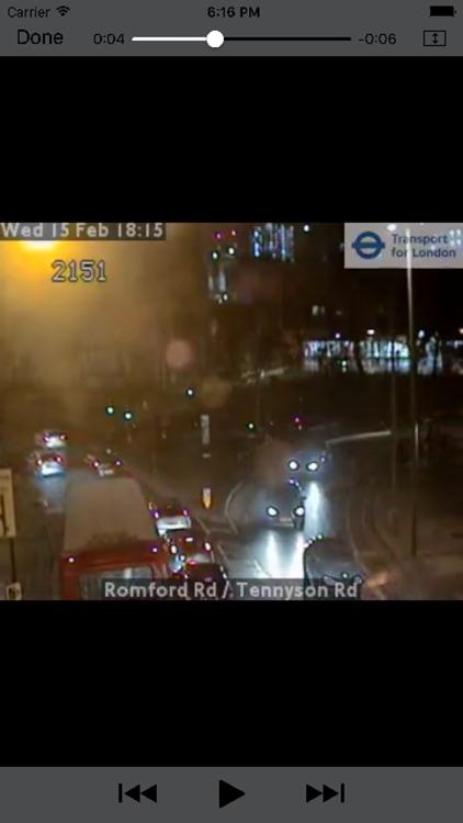 London Traffic Cameras screenshot-3