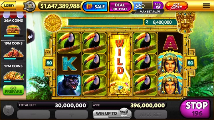 Caesars® Casino: Vegas Slots screenshot-5