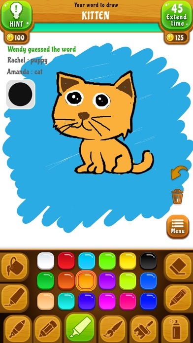 Top 10 Apps like Draw Something Classic in 2019 for iPhone