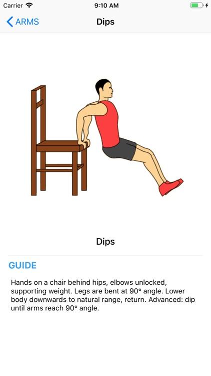 Home Workout Fitness screenshot-5