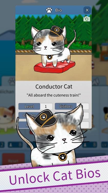 Nekojima: Cat Island Clicker screenshot-3