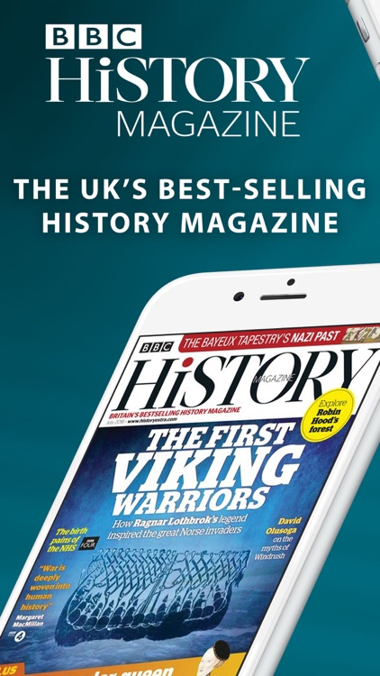 BBC History Magazine screenshot-1