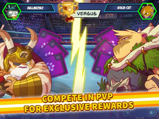 Tap Cats: Epic Card Battle CCG screenshot 12