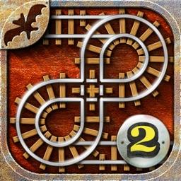 Rail Maze 2 : Train Puzzler