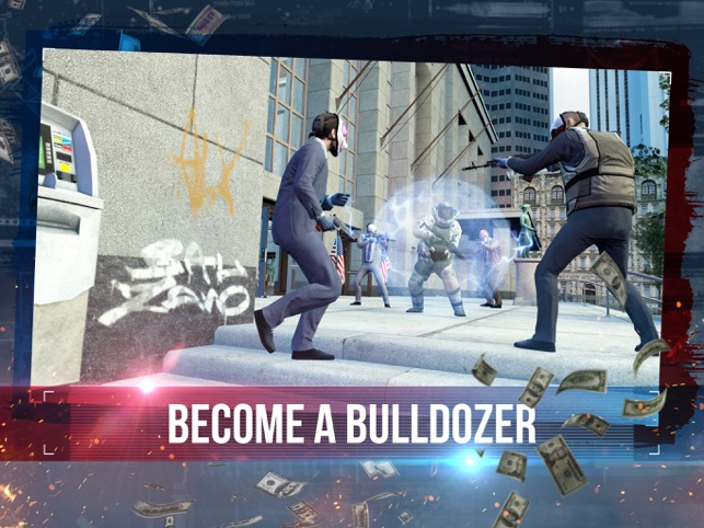 PAYDAY Crime War Screenshot