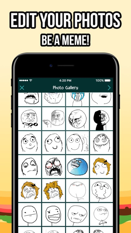 Funny Feed: Meme Generator App screenshot-3