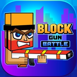 Block gun battle 3d