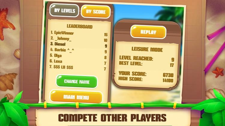 Onet Paradise: match two tiles screenshot-4