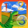 Dino Teach Math PreSchool Kids