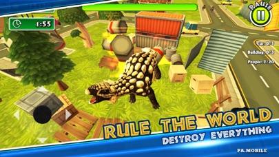 Dino Simulator - City Rampageのおすすめ画像4
