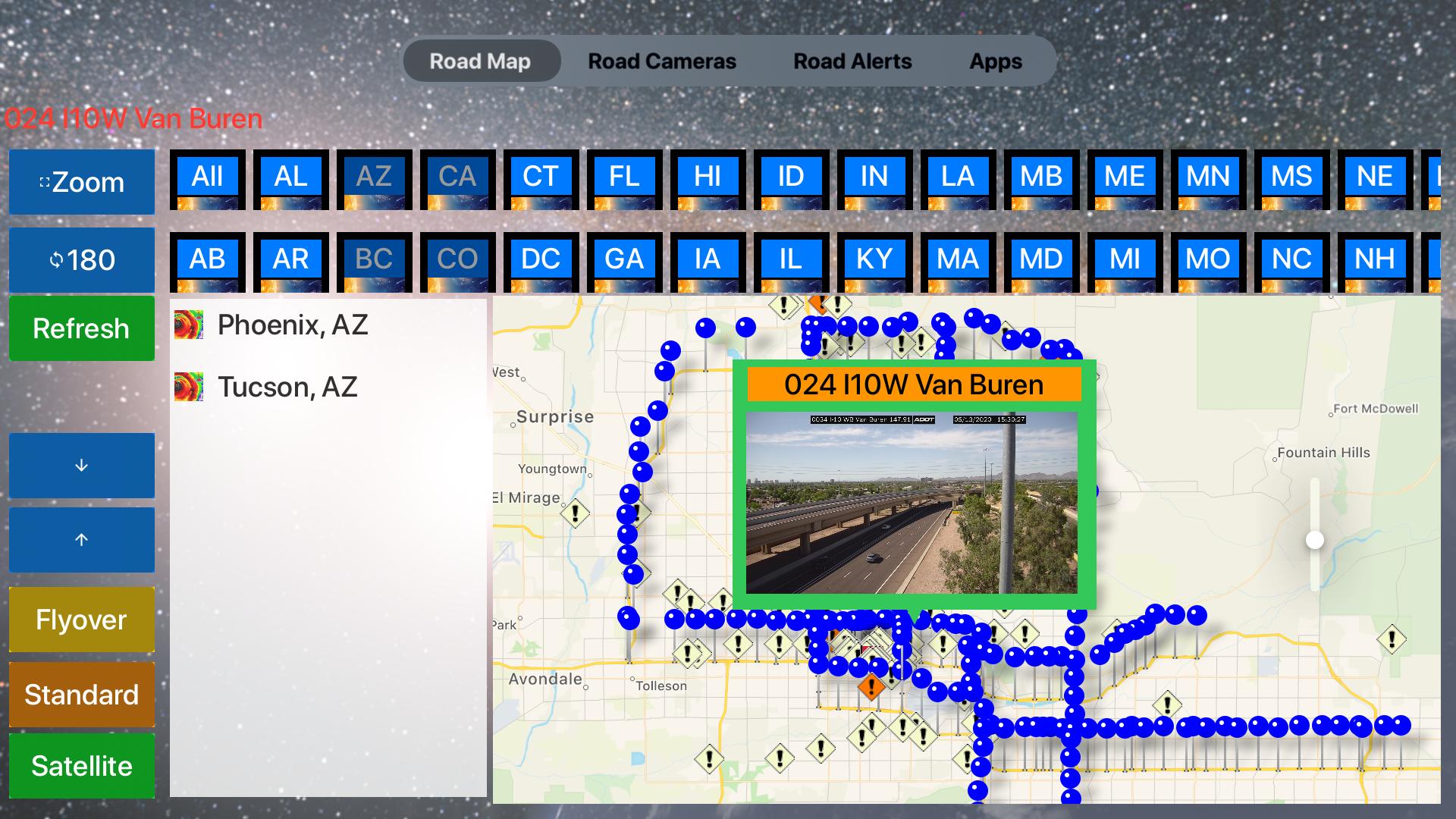 Road Conditions Elite screenshot 29