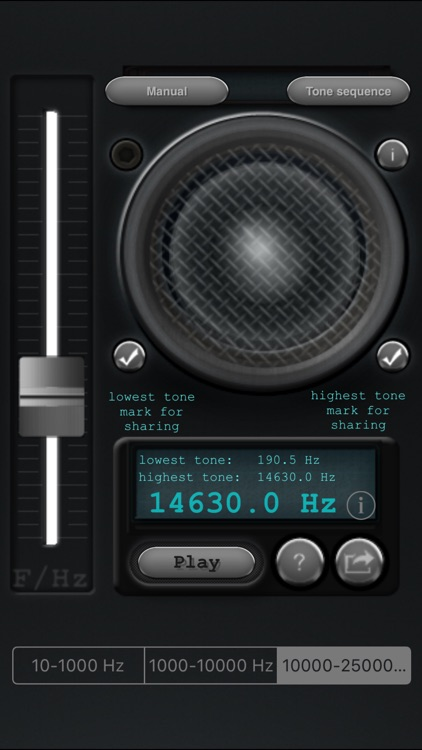 Tone generator screenshot-3