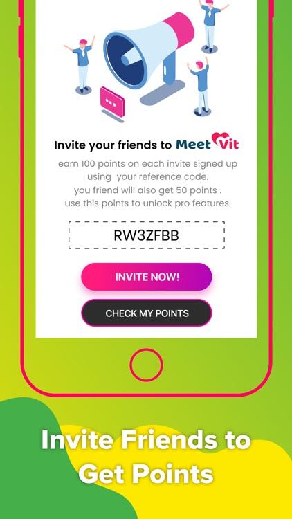 Meet Vit - online Dating App screenshot-5