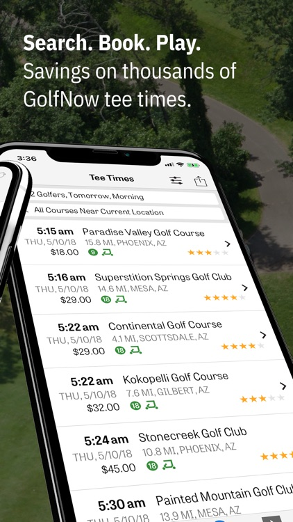 Golfshot Plus: Golf GPS + AR screenshot-4