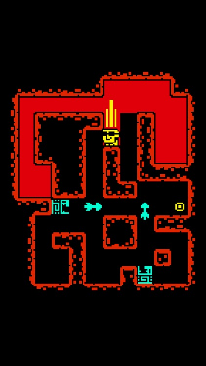 Tomb of the Mask: Color screenshot-3