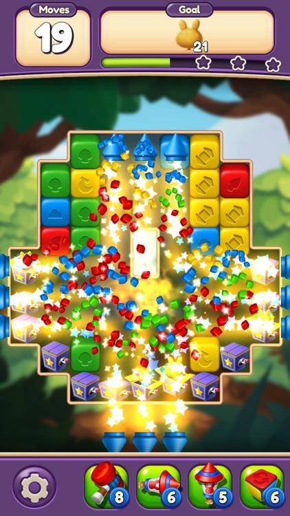 Bunny Pop Blast screenshot-4