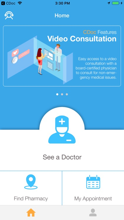 CDoc: See your doctor anytime