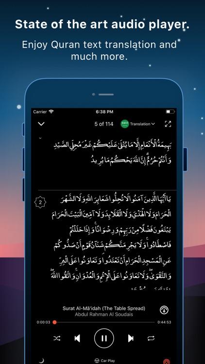 Quran Pro Muslim القرآن الكريم screenshot-4