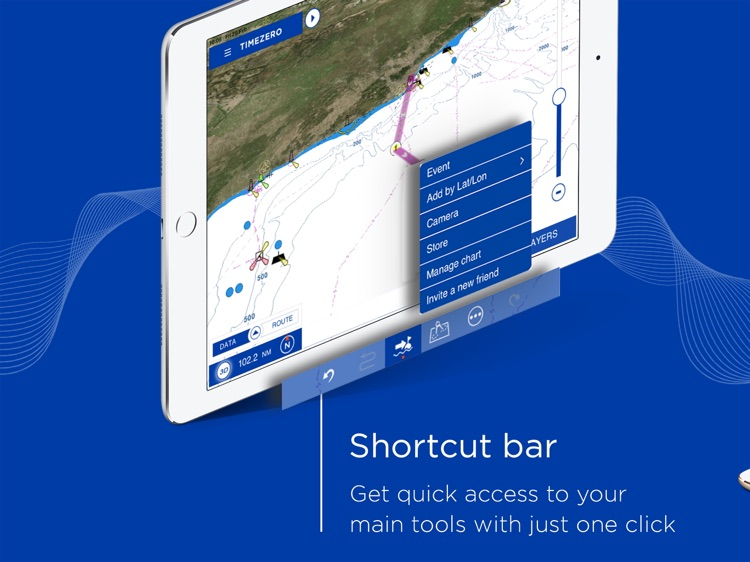 TZ iBoat – Marine Navigation screenshot-3