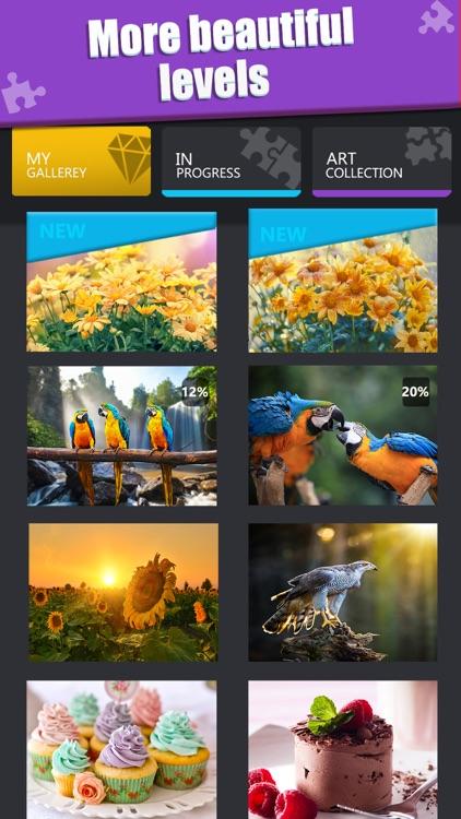Jigsaw Puzzle: Perfect Design screenshot-4