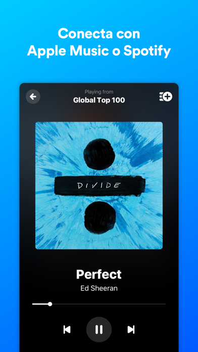 Screenshot for Shazam in Chile App Store