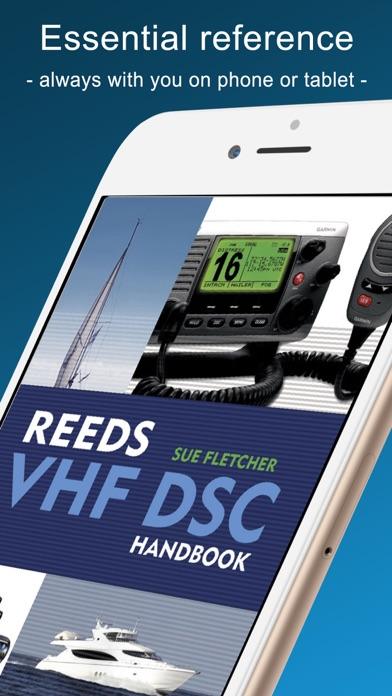 VHF DSC Radio screenshot one
