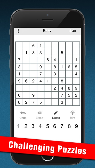 Classic Sudoku - 9x9 Puzzles på PC